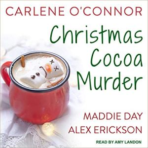 Christmas Cocoa Murder audiobook cover art
