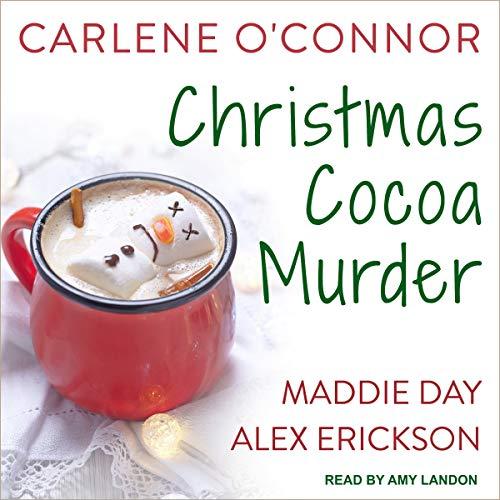 Christmas Cocoa Murder audiobook cover art
