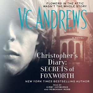 Christopher's Diary: Secrets of Foxworth audiobook cover art