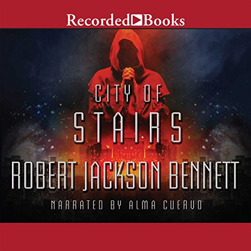 City of Stairs audiobook cover art