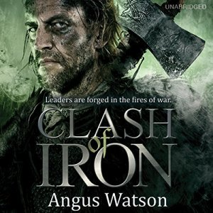Clash of Iron audiobook cover art