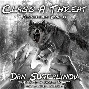 Class-A Threat audiobook cover art