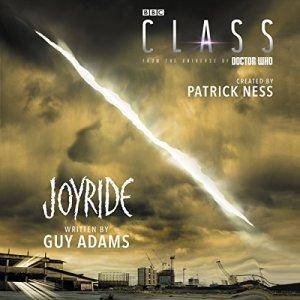 Class: Joyride audiobook cover art