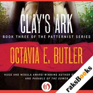 Clay's Ark audiobook cover art