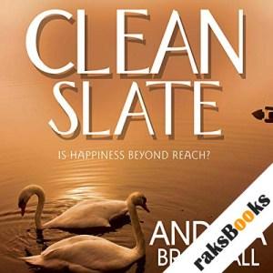 Clean Slate audiobook cover art