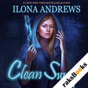 Clean Sweep audiobook cover art