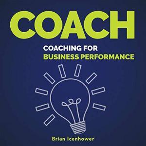 Coach audiobook cover art