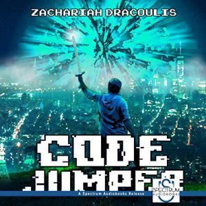 Code Jumper: A GameLit Novel audiobook cover art