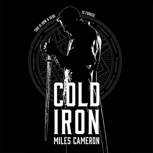 Cold Iron audiobook cover art