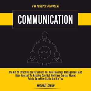 Communication audiobook cover art