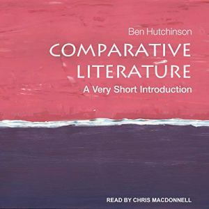 Comparative Literature audiobook cover art