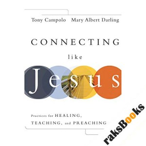 Connecting Like Jesus audiobook cover art