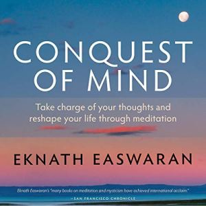Conquest of Mind audiobook cover art