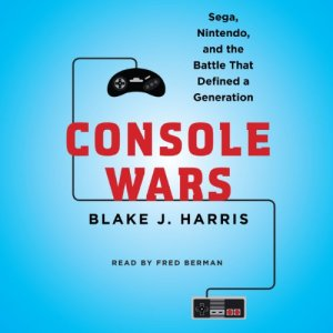 Console Wars audiobook cover art