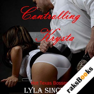 Controlling Krysta audiobook cover art