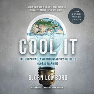 Cool It audiobook cover art