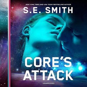 Core's Attack audiobook cover art
