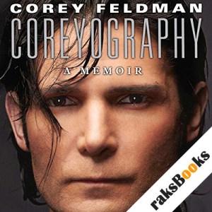 Coreyography audiobook cover art
