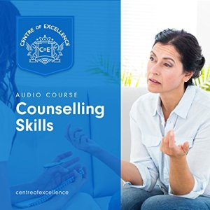 Counselling Skills audiobook cover art