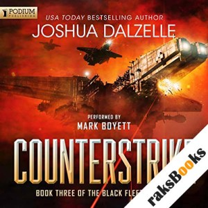 Counterstrike audiobook cover art
