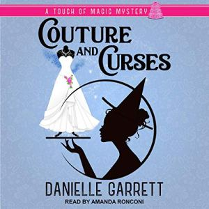 Couture and Curses audiobook cover art