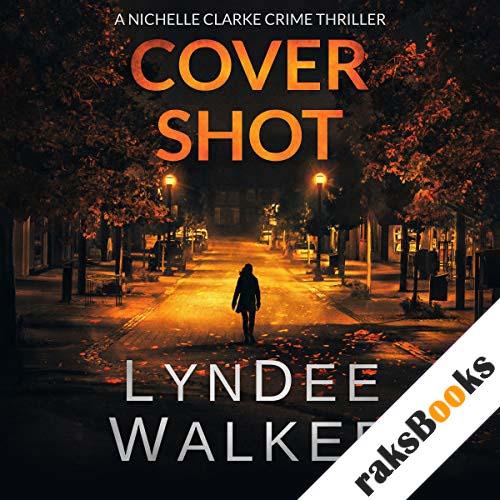 Cover Shot audiobook cover art