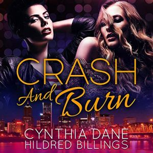 Crash and Burn audiobook cover art