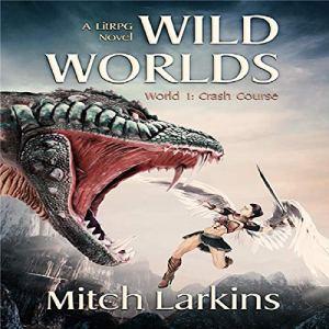 Crash Course: A LitRPG Novel audiobook cover art