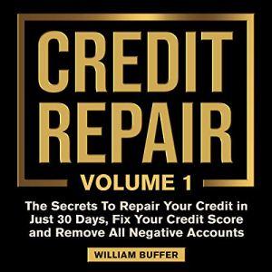 Credit Repair, Volume 1 audiobook cover art
