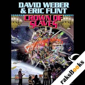 Crown of Slaves audiobook cover art