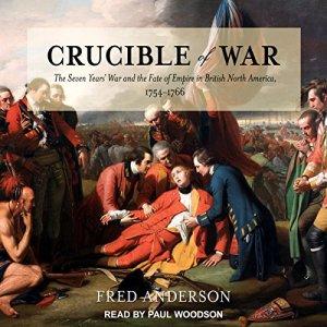 Crucible of War audiobook cover art