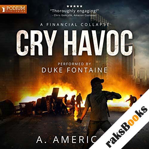Cry Havoc audiobook cover art