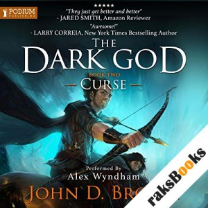 Curse audiobook cover art