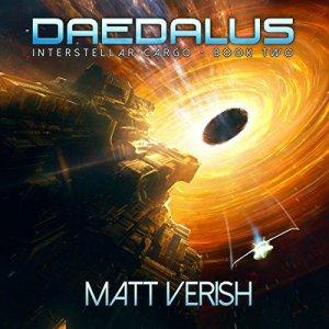 Daedalus audiobook cover art