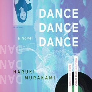 Dance Dance Dance audiobook cover art
