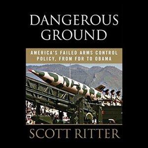Dangerous Ground audiobook cover art