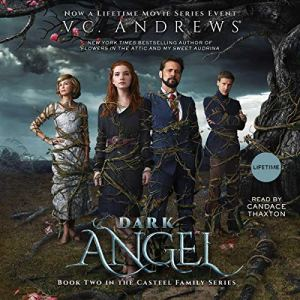 Dark Angel audiobook cover art