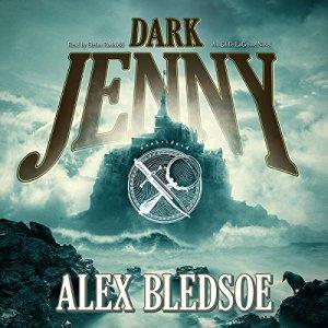 Dark Jenny audiobook cover art