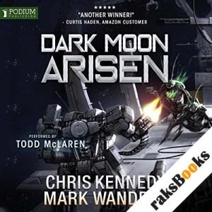 Dark Moon Arisen audiobook cover art