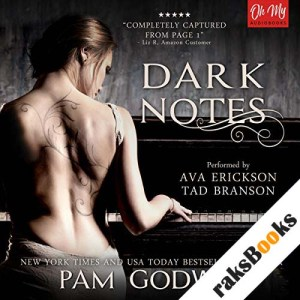 Dark Notes audiobook cover art