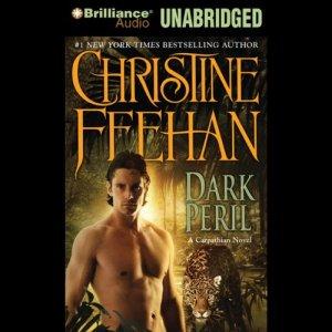 Dark Peril audiobook cover art