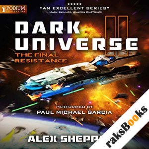 Dark Universe, Part II audiobook cover art