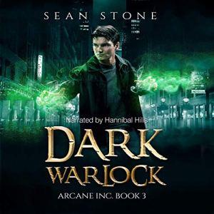 Dark Warlock audiobook cover art