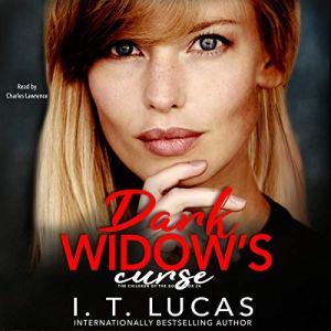 Dark Widow's Curse audiobook cover art
