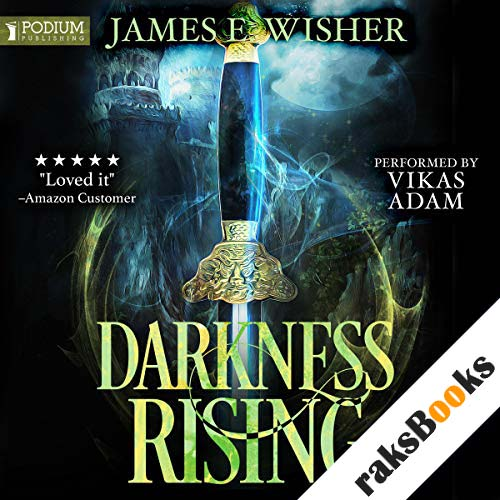 Darkness Rising: Disciples of the Horned One, Volume 1 audiobook cover art