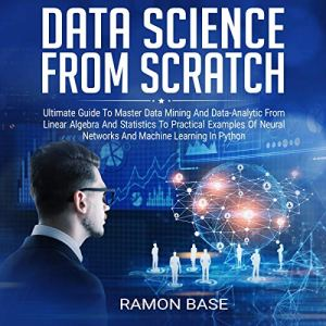 Data Science from Scratch audiobook cover art