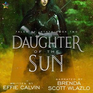 Daughter of the Sun audiobook cover art