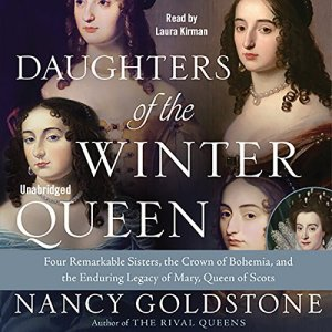 Daughters of the Winter Queen audiobook cover art