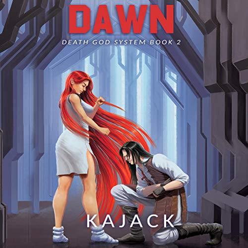 Dawn audiobook cover art