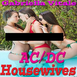 AC/DC Housewives audiobook cover art
